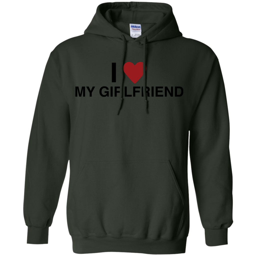 LGBT - I Love My Girlfriend T Shirt gay rights T Shirt & Hoodie