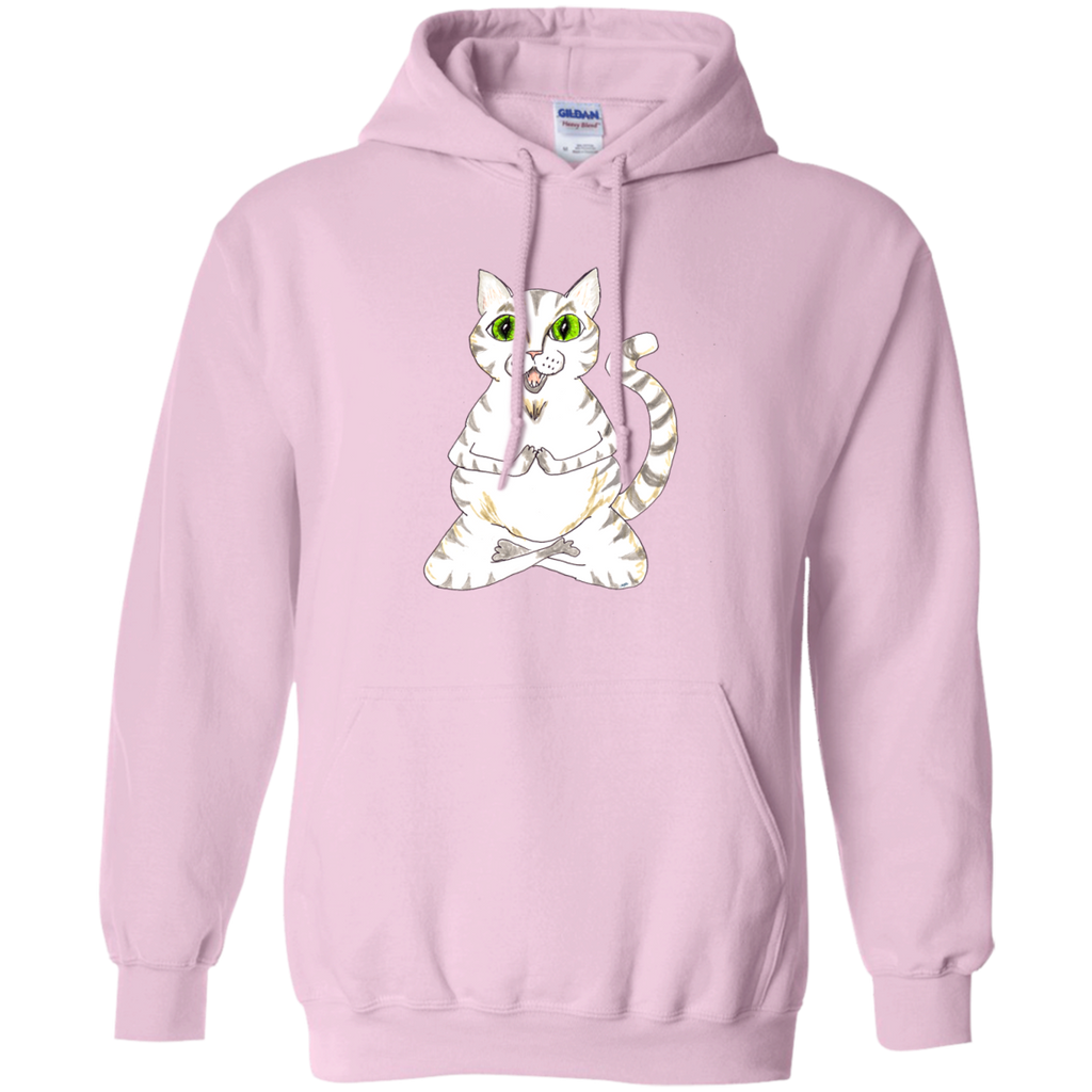 Yoga - Ohm Kitty T Shirt & Hoodie