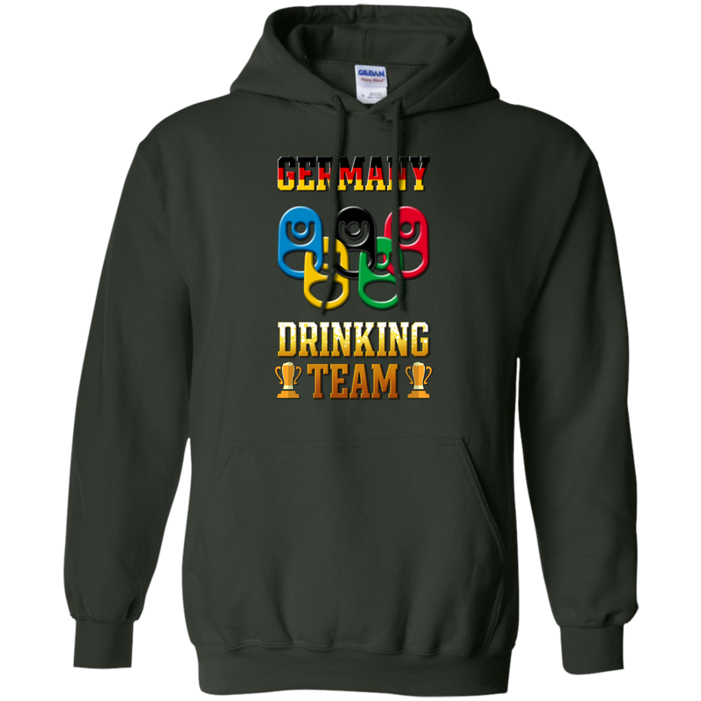 Yoga - GERMANY DRINKING TEAM SPORT GAMES SUMMER 2016 T shirt & Hoodie