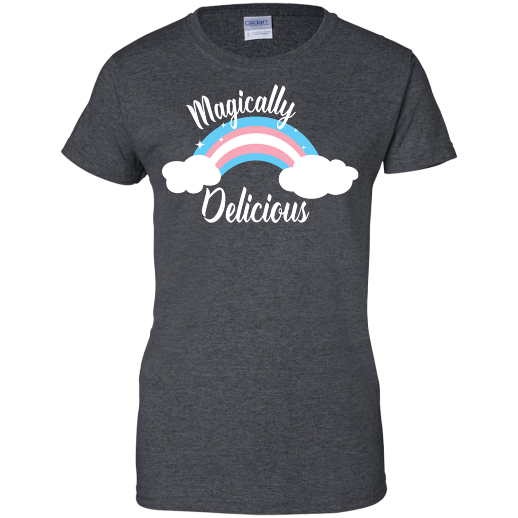 LGBT - Magically Delicious Transgender Pride lgbt T Shirt & Hoodie