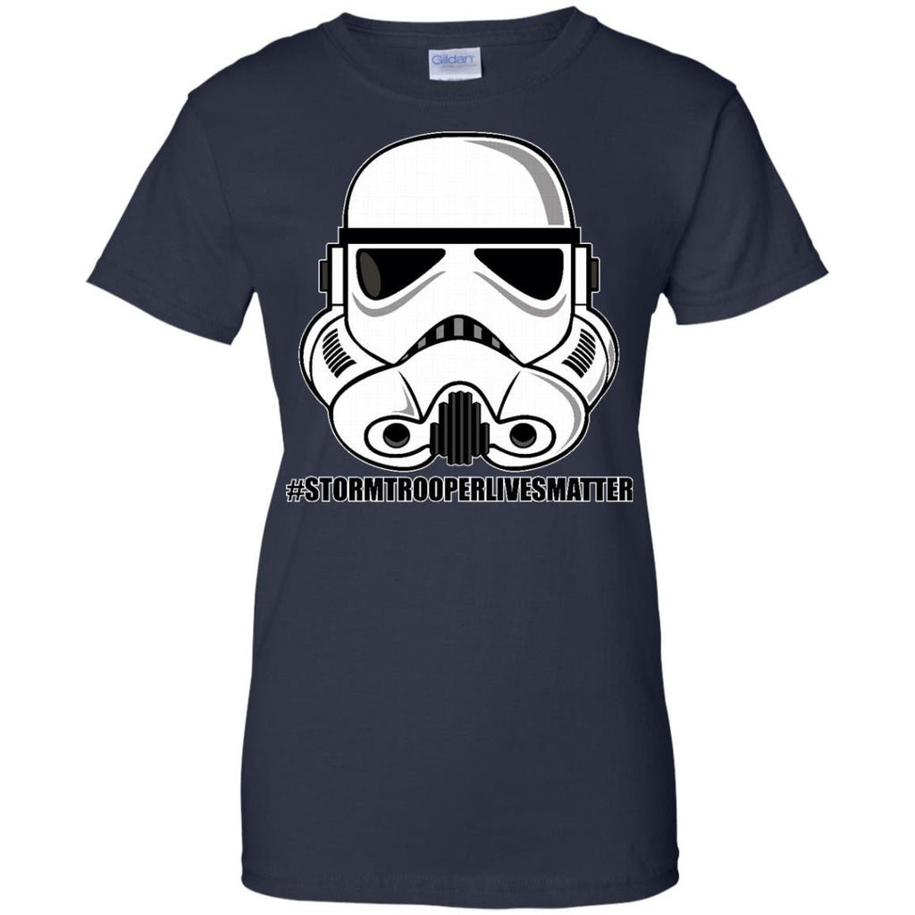 STAR WARS - Stormtroopers Lives Matter T Shirt & Hoodie