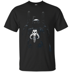 Marvel - Silent Punisher bobba fett T Shirt & Hoodie