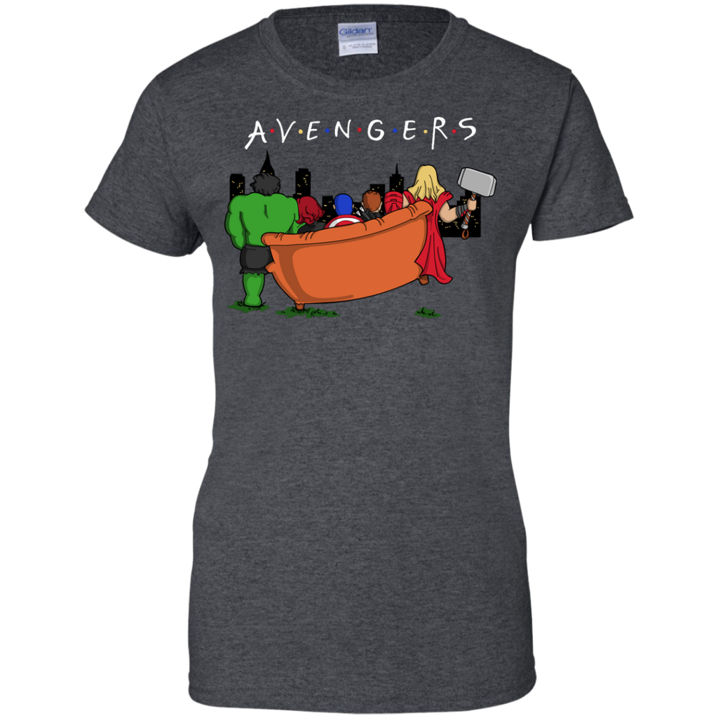 Marvel - Well Be There For You marvel comics T Shirt & Hoodie