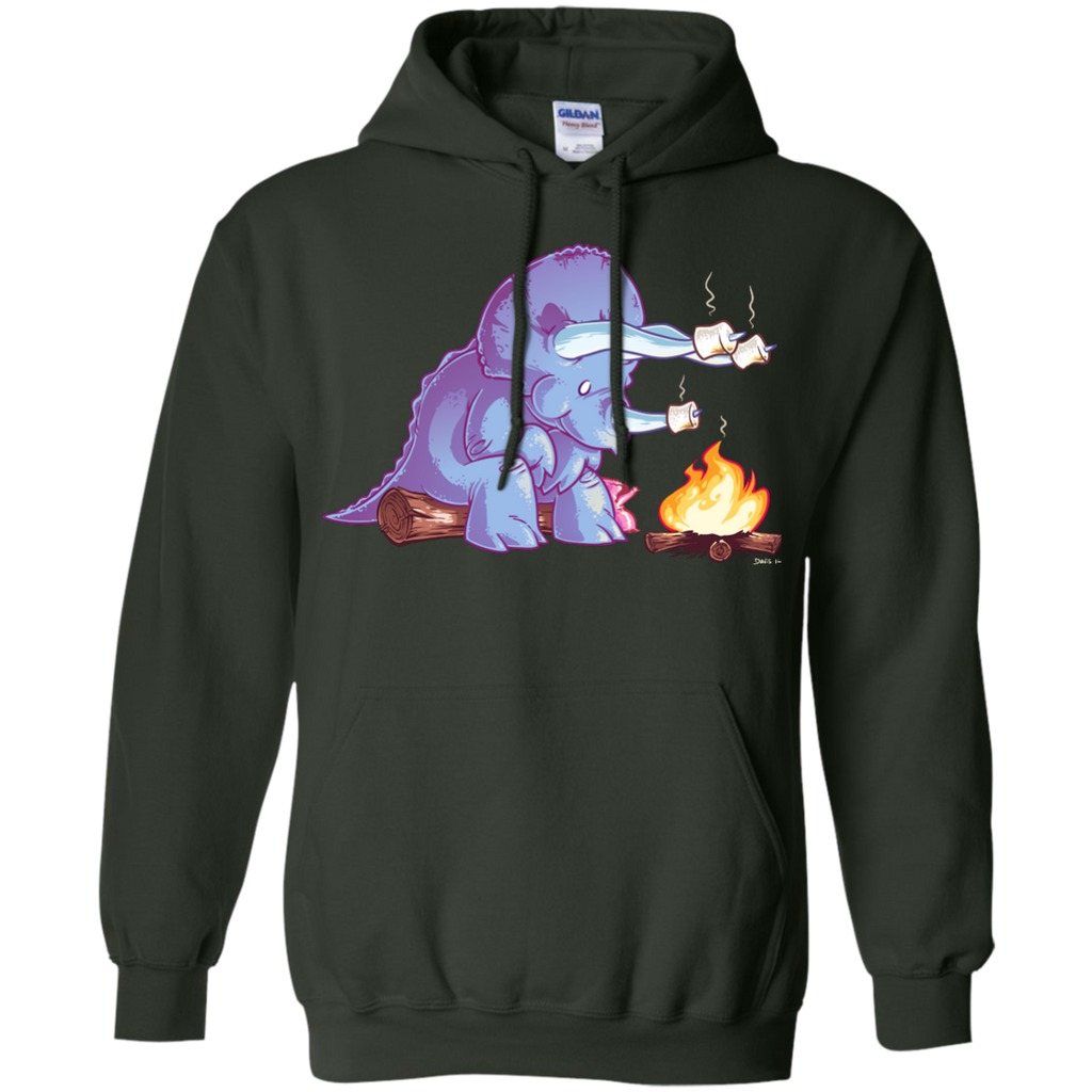 Camping - Triceramallows artsy illustration T Shirt & Hoodie
