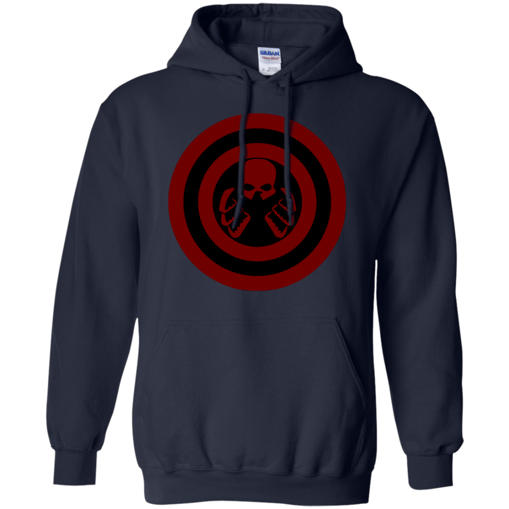 Marvel - Captain America Hydra Shield captain america shield T Shirt & Hoodie