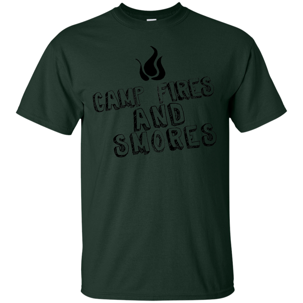 Camping - Camp Fire and Smores Fall Time Fires camp fires T Shirt & Hoodie