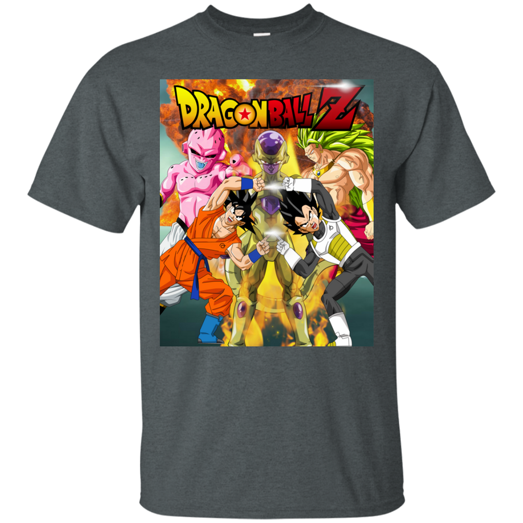 Dragon Ball - Dragon Ball Z Heroes  Villains dragon ball z T Shirt & Hoodie