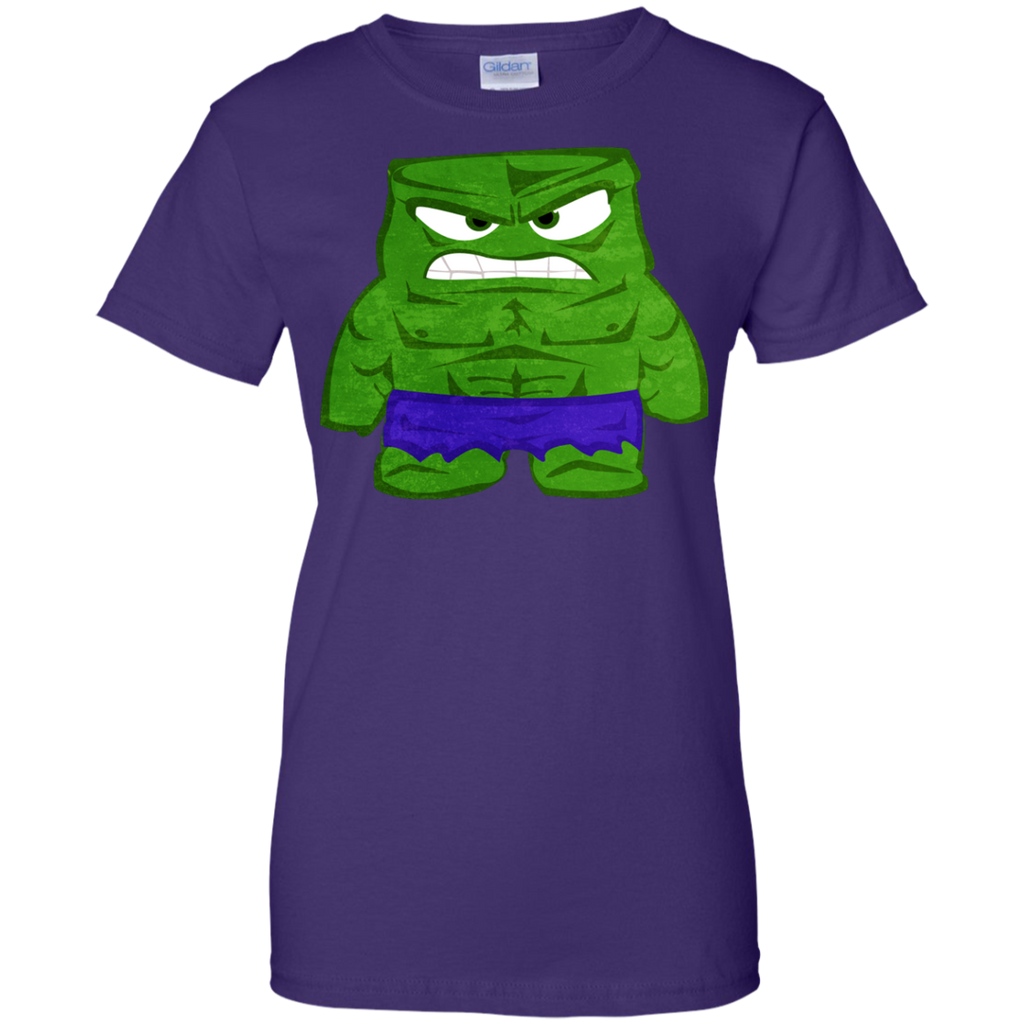 Marvel - Always Angry bruce banner T Shirt & Hoodie