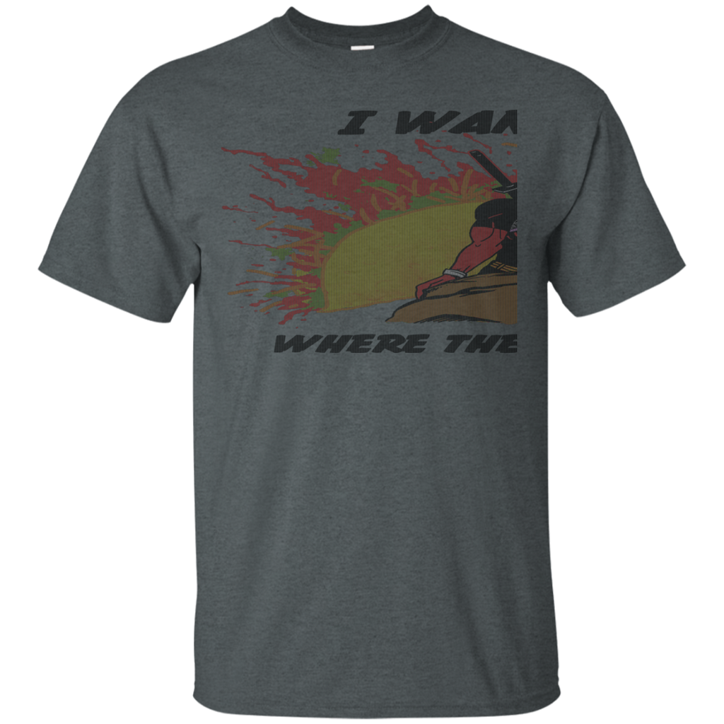 Marvel - Where The Tacos Are ryan renolds T Shirt & Hoodie