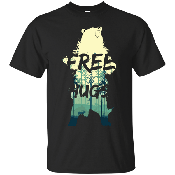LGBT - free bear hugs animals T Shirt & Hoodie