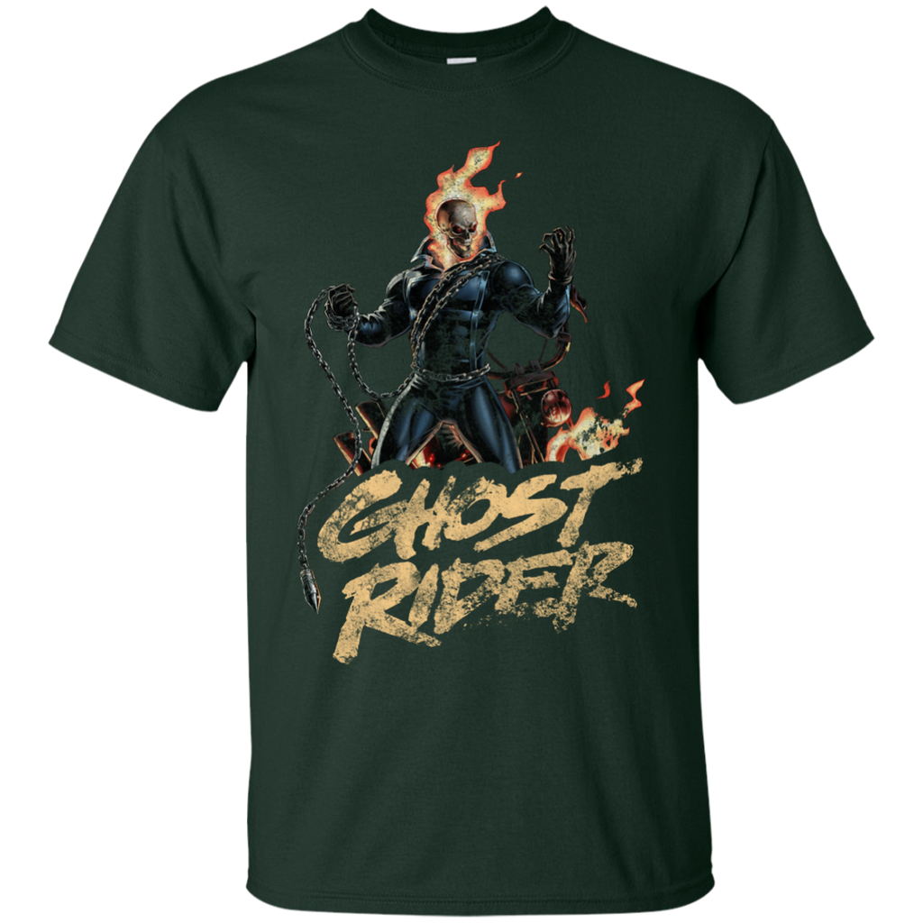 Marvel - Ghost Rider johnny blaze T Shirt & Hoodie
