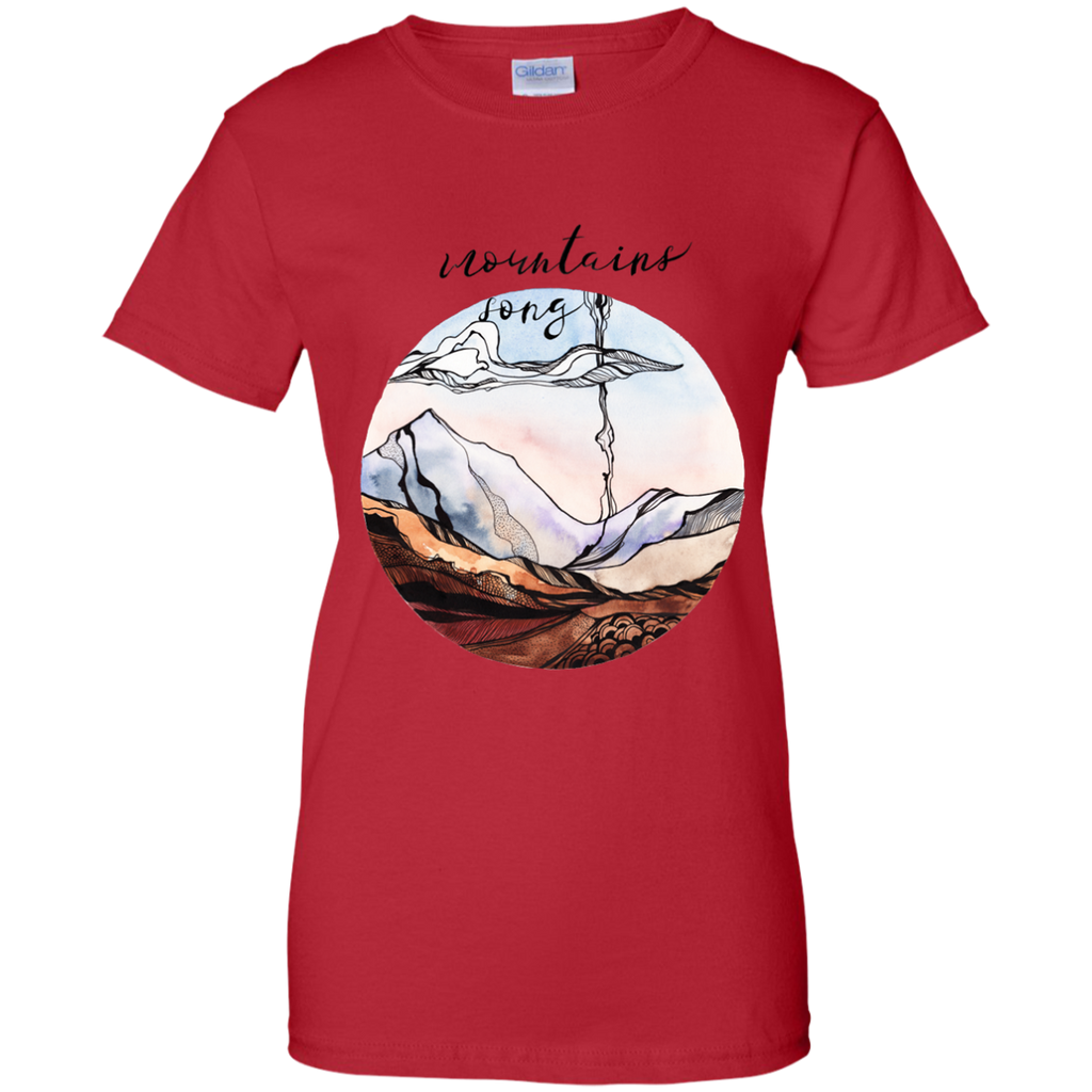 Camping - Mountains song mountain T Shirt & Hoodie