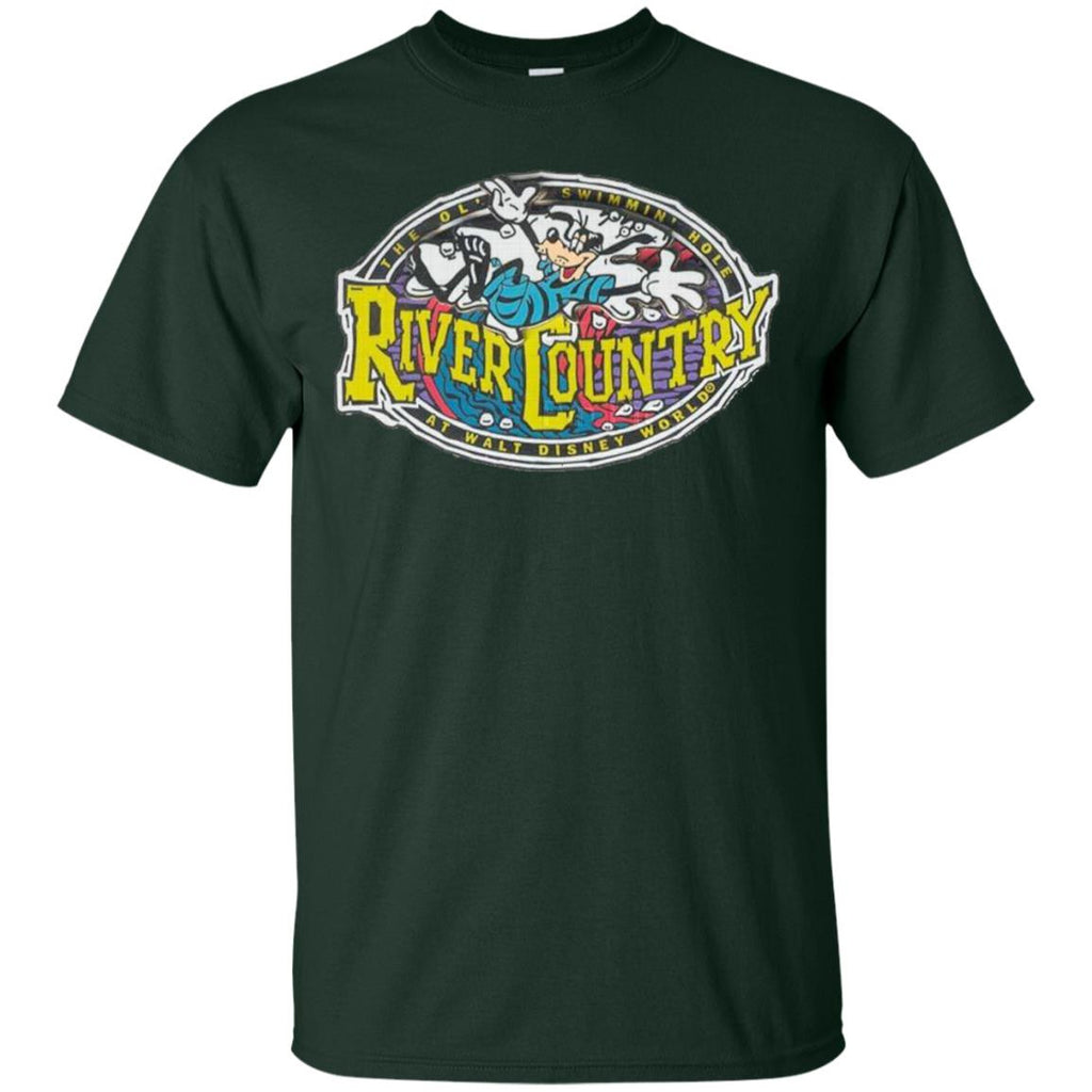 RIVER COUNTRY - Disney River Country T Shirt & Hoodie