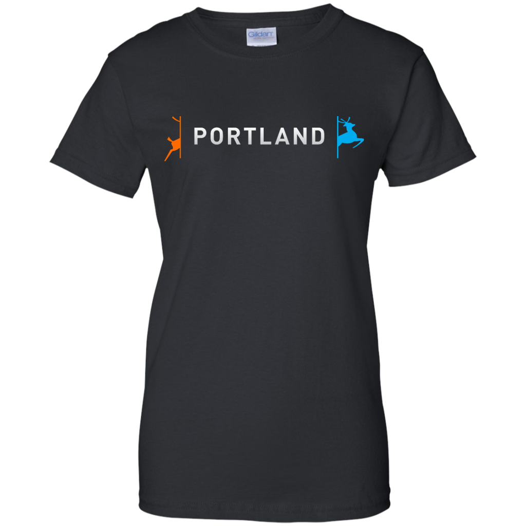 Hiking - PORTAL OR portal T Shirt & Hoodie