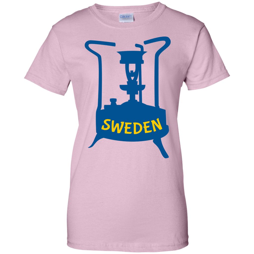 Camping - Sweden Brass Pressure Stove kero T Shirt & Hoodie