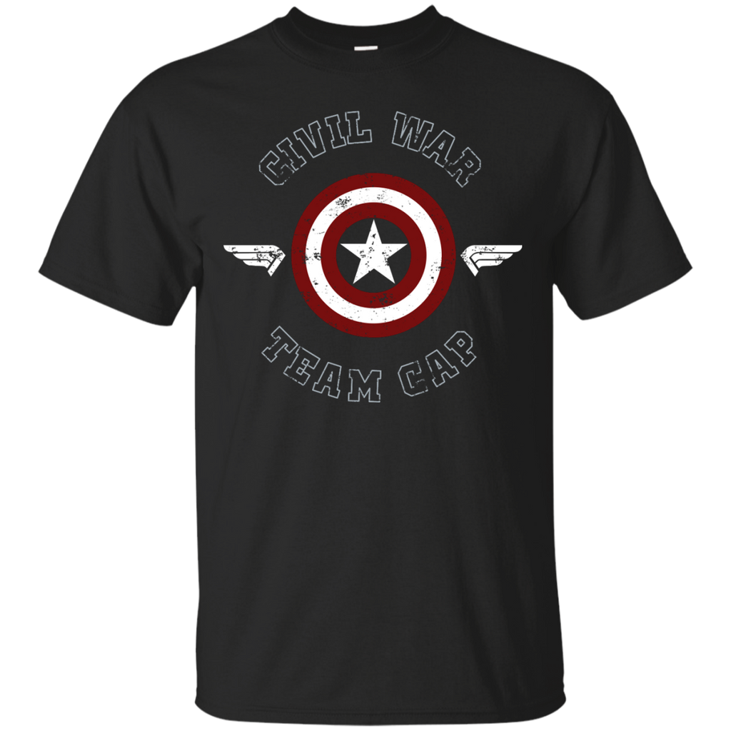 Marvel - CIVIL WAR TEAM CAP captain america civil war T Shirt & Hoodie