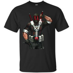Deadpool - Deadpool Dons New Colors With The XMen deadpool T Shirt & Hoodie