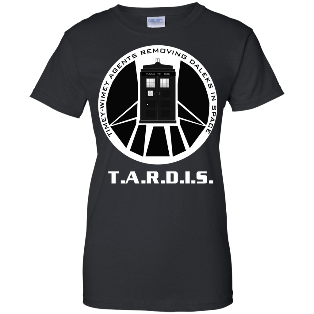 Marvel - Agents of TARDIS Black and White Timey Wimey Agents Removing Daleks in Space thor T Shirt & Hoodie