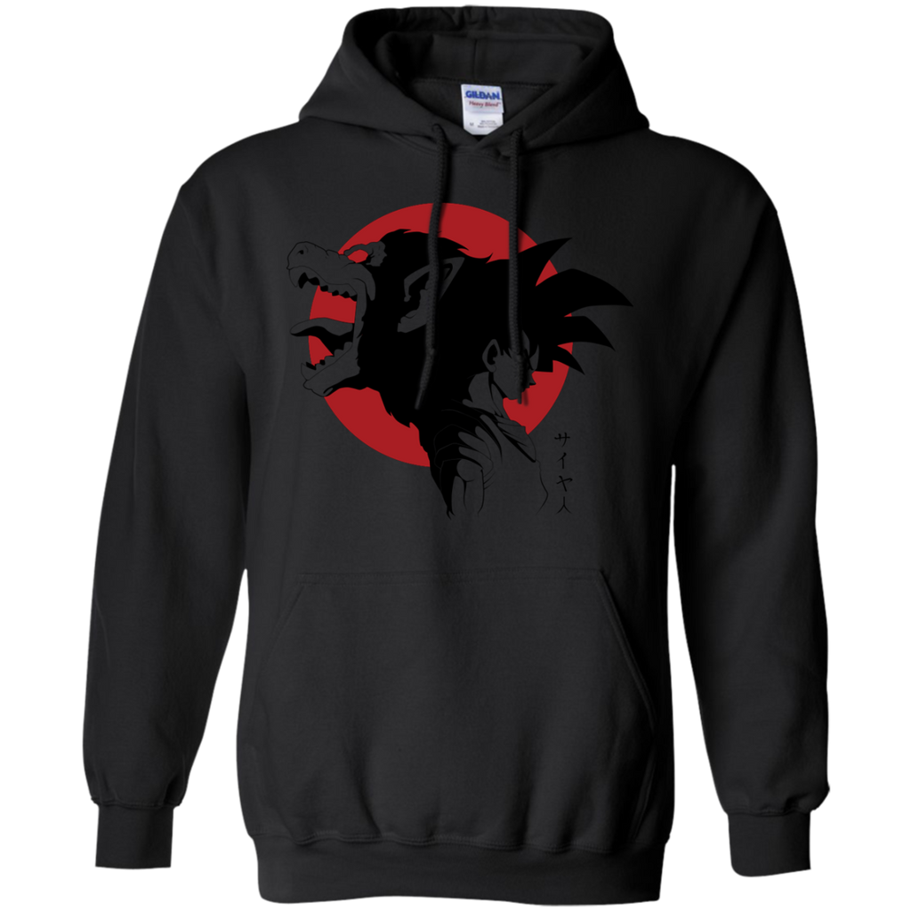 Dragon Ball - Beast within  T Shirt & Hoodie