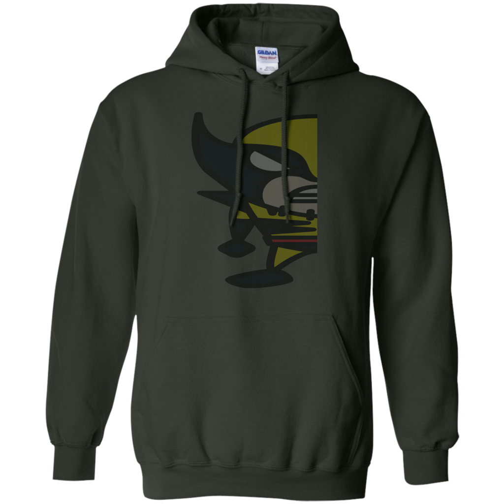 Marvel - Wolverine Tooniefied x men T Shirt & Hoodie