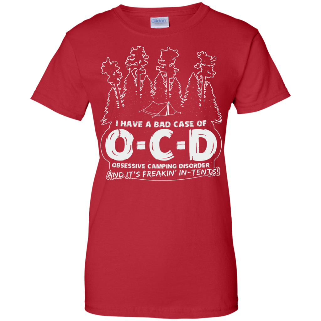Camping - OCD Its Freakin InTents camping world T Shirt & Hoodie