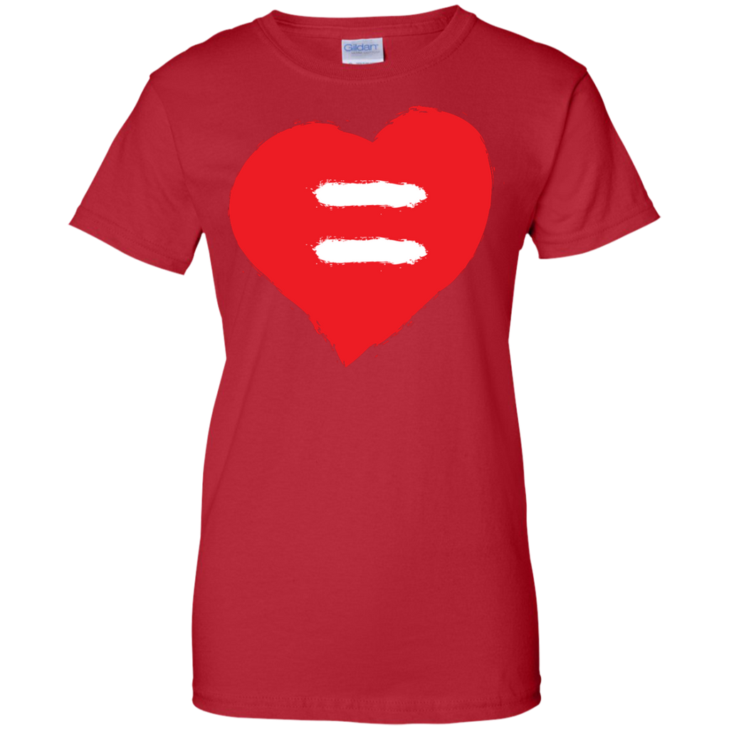 LGBT - Equality Heart hearts T Shirt & Hoodie