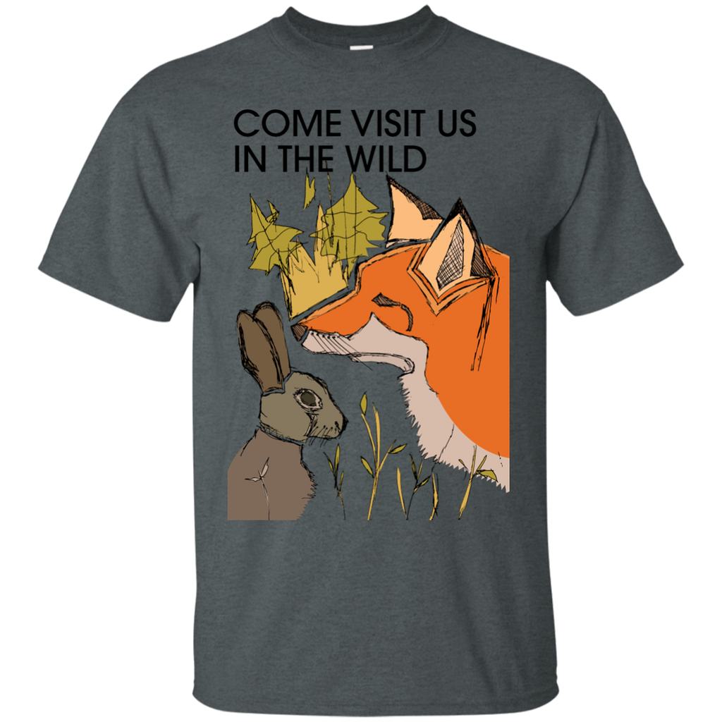 Hiking - Come Visit Us In The Wild plants T Shirt & Hoodie