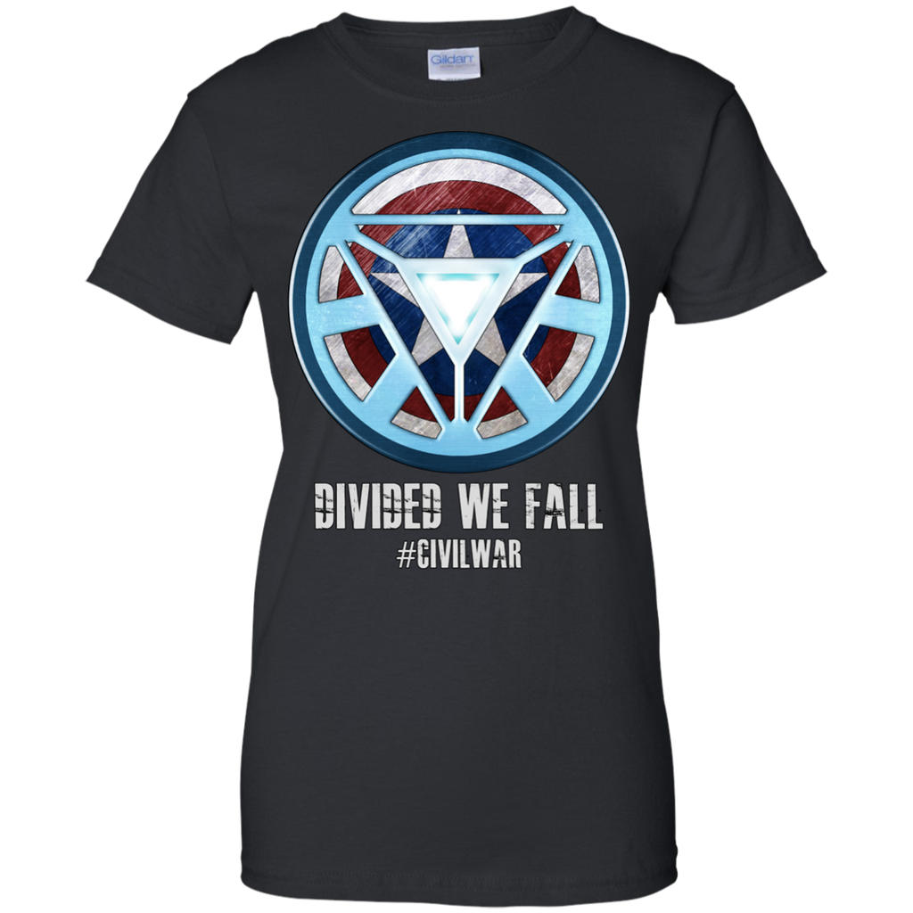 Marvel - Divided We Fall the avengers T Shirt & Hoodie
