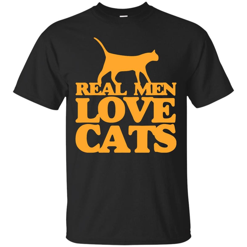 20f1175c0 CAT DUDE - Real men love cats T Shirt & Hoodie – Minimize Shop
