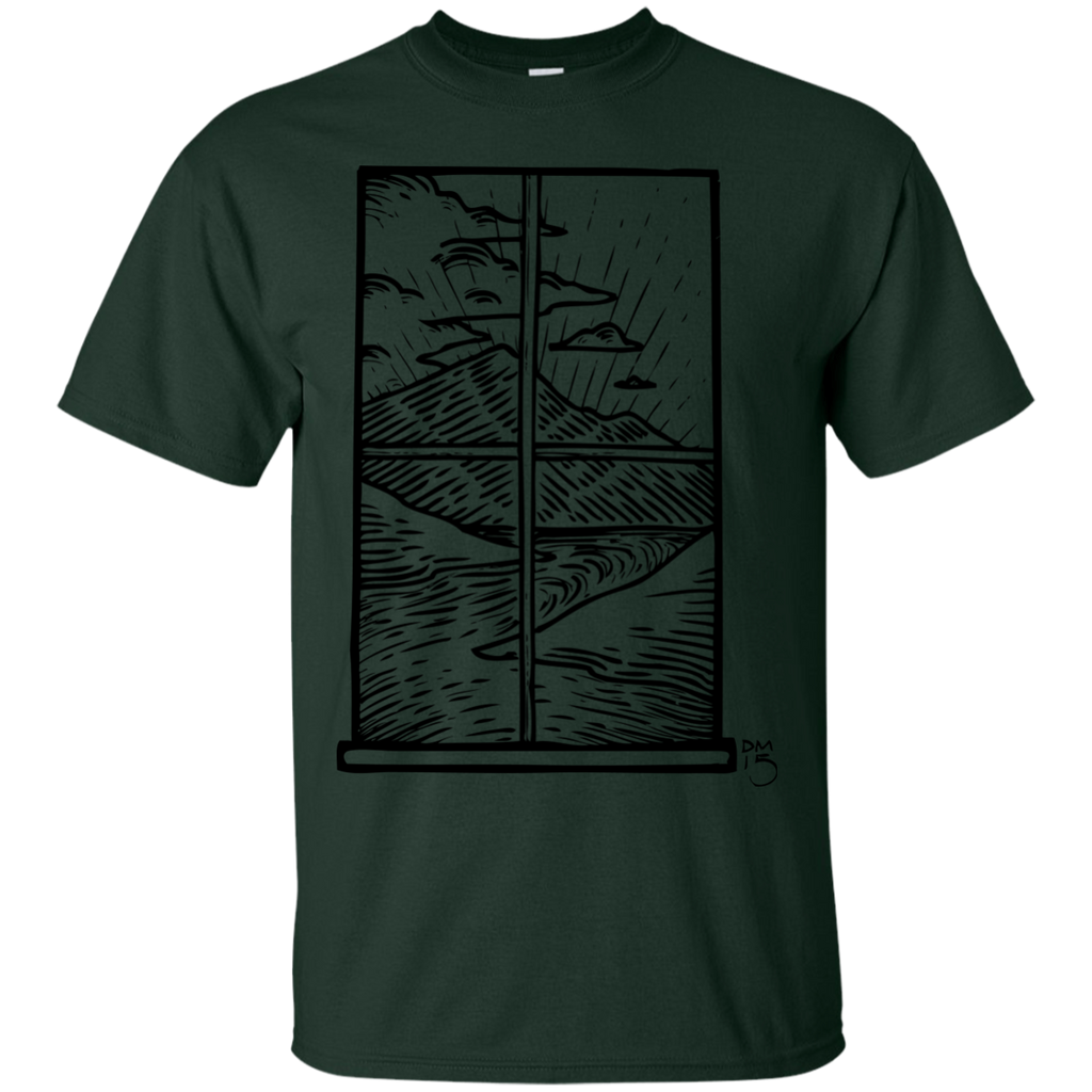 Camping - Beyond mountain T Shirt & Hoodie