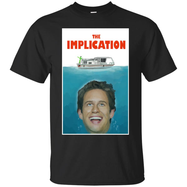 ITS ALWAYS SUNNY IN PHILADELPHIA - The Implication T Shirt & Hoodie