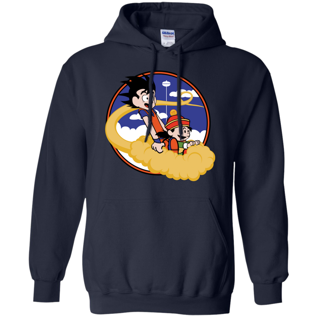 Dragon Ball - Dragonball Nimus Rides dragonball z T Shirt & Hoodie