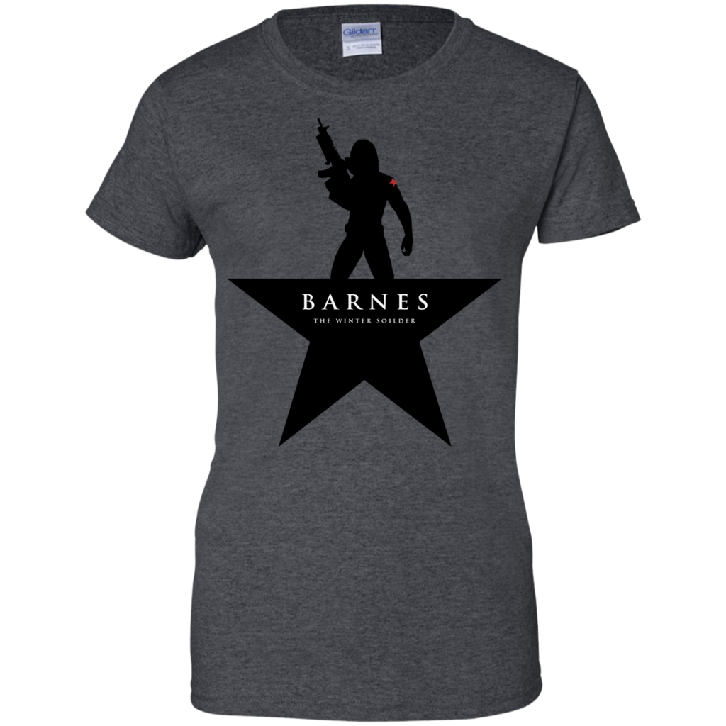 Marvel - Bucky Barnes The Winter Soilder bucky barnes T Shirt & Hoodie