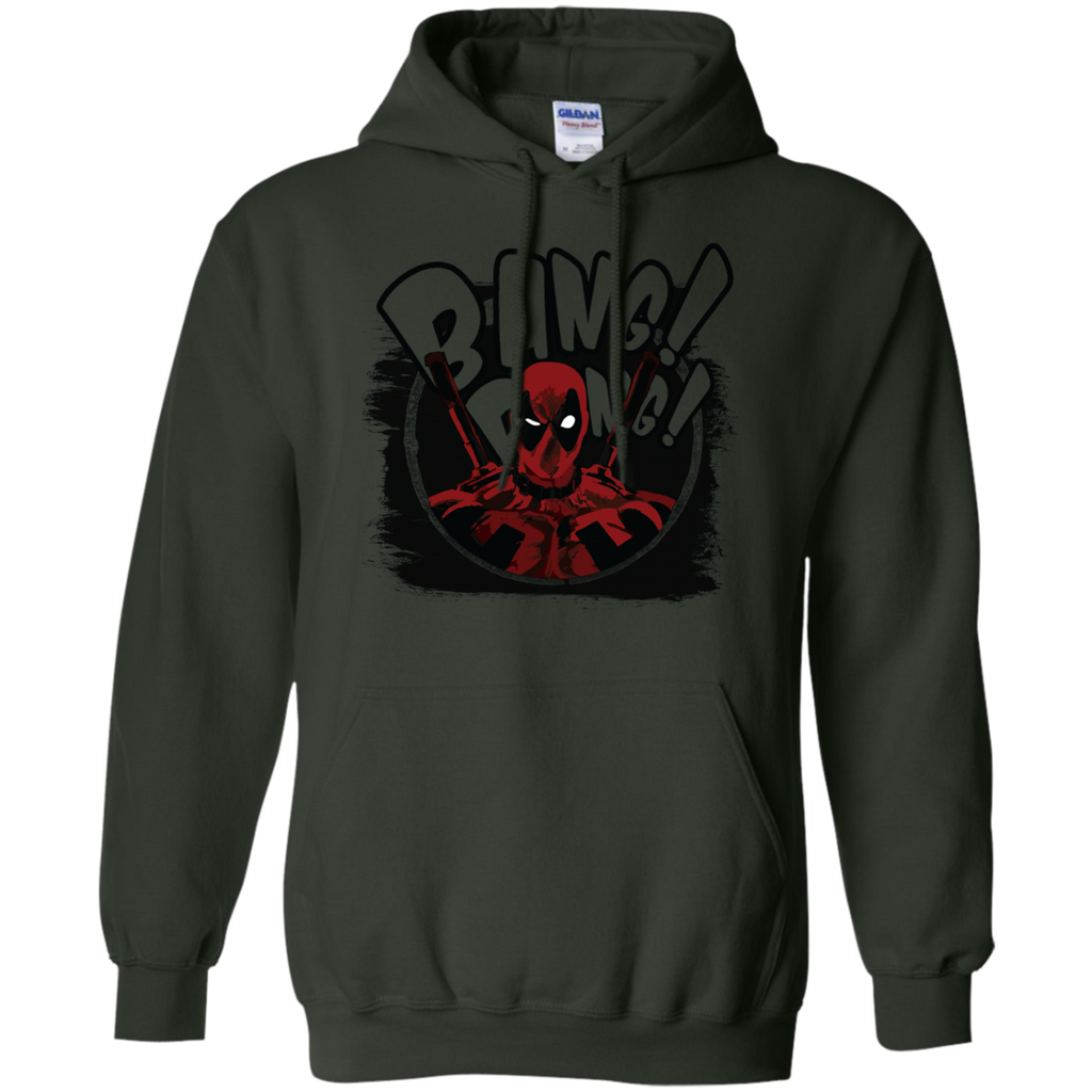Marvel - Bang Bang  Deadpool black T Shirt & Hoodie