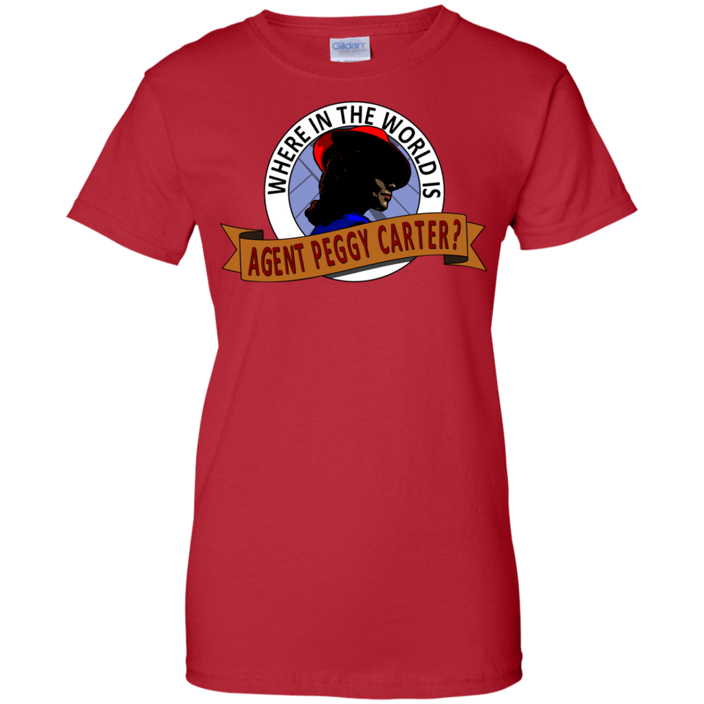 Marvel - Where in the world is Peggy Carter superheroes T Shirt & Hoodie