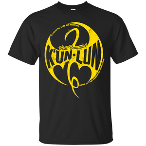 Marvel - Visit Beautiful KunLun  Yellow Version iron fist T Shirt & Hoodie