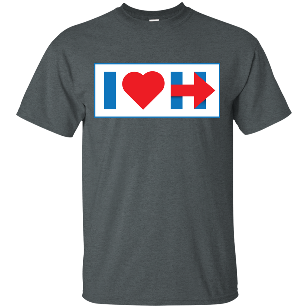 LGBT - I Heart Hillary united states T Shirt & Hoodie