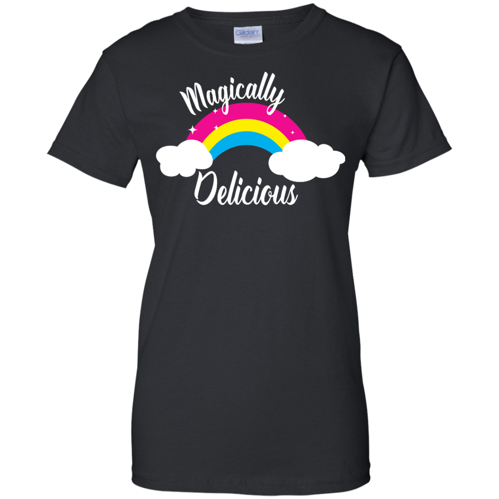 LGBT - Magically Delicious Pansexual Pride lgbt T Shirt & Hoodie