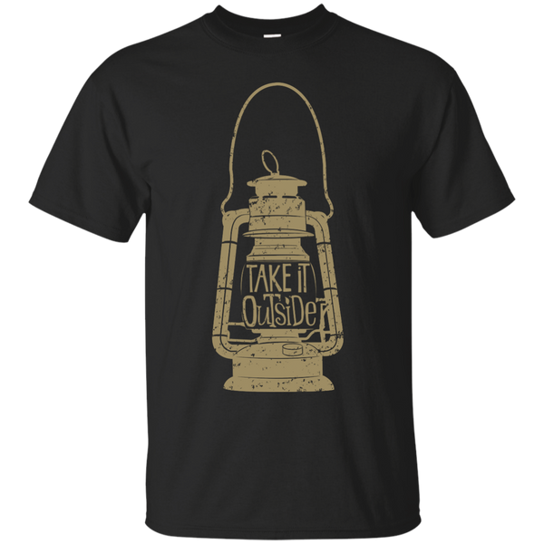 Camping - Take It Outside camper T Shirt & Hoodie