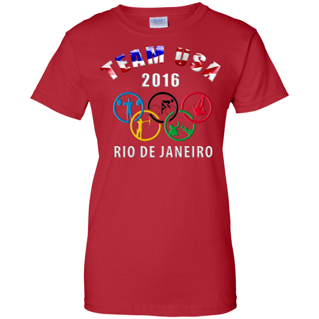 Yoga - TEAM GAMES USA 2016 SUMMER GAMES T shirt & Hoodie