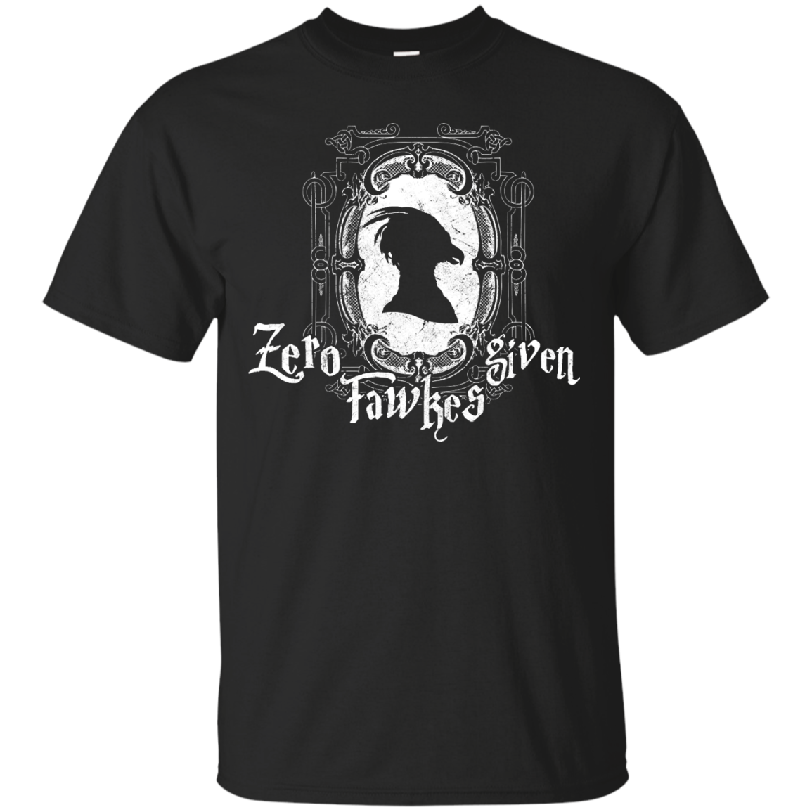 Harry Potter – Zero Fawkes Given T Shirt & Hoodie