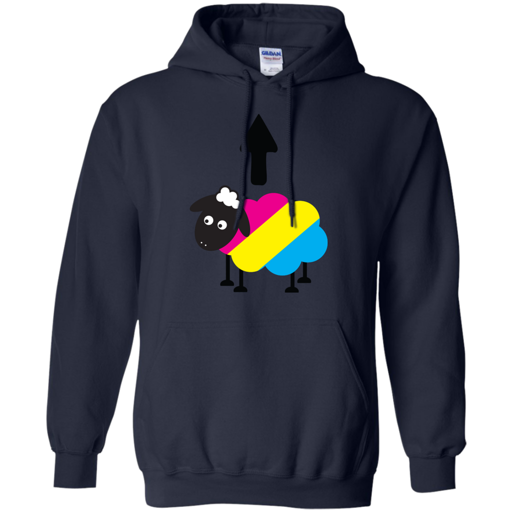 LGBT - Pansexual Sheep Of The Family LGBT Pride pansexual T Shirt & Hoodie