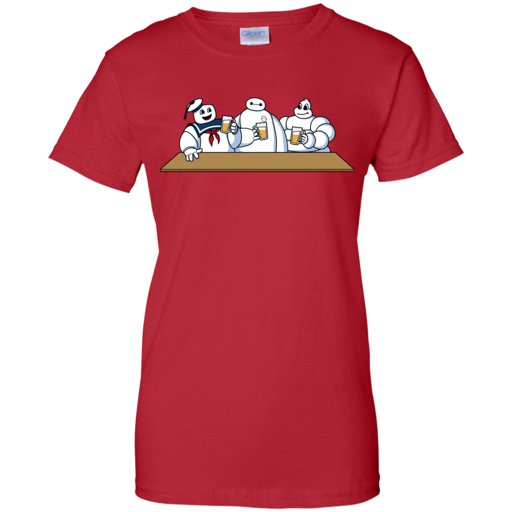 Marvel - Big white friends big hero 6 T Shirt & Hoodie