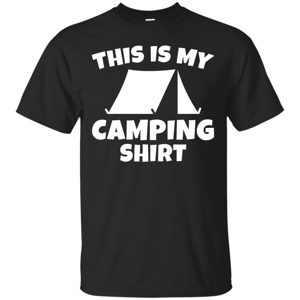 Camping - Camping Shirt official T Shirt & Hoodie