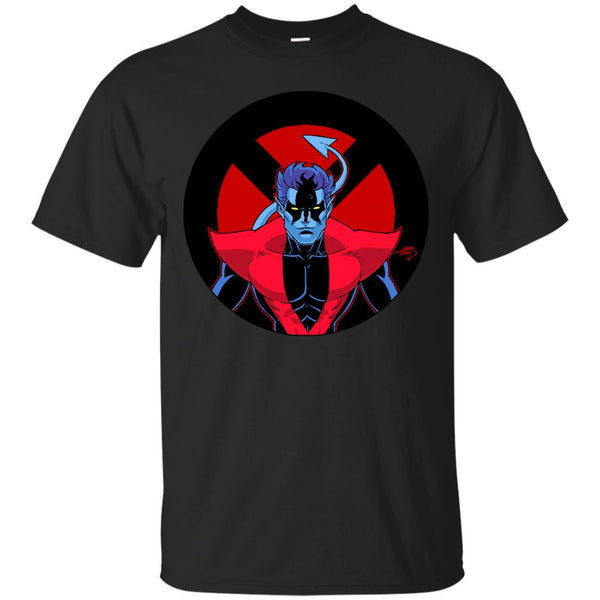 X MEN - Nightcrawler X Series XMen Shirt Wolverine Deadpool Marvel Comics T Shirt & Hoodie
