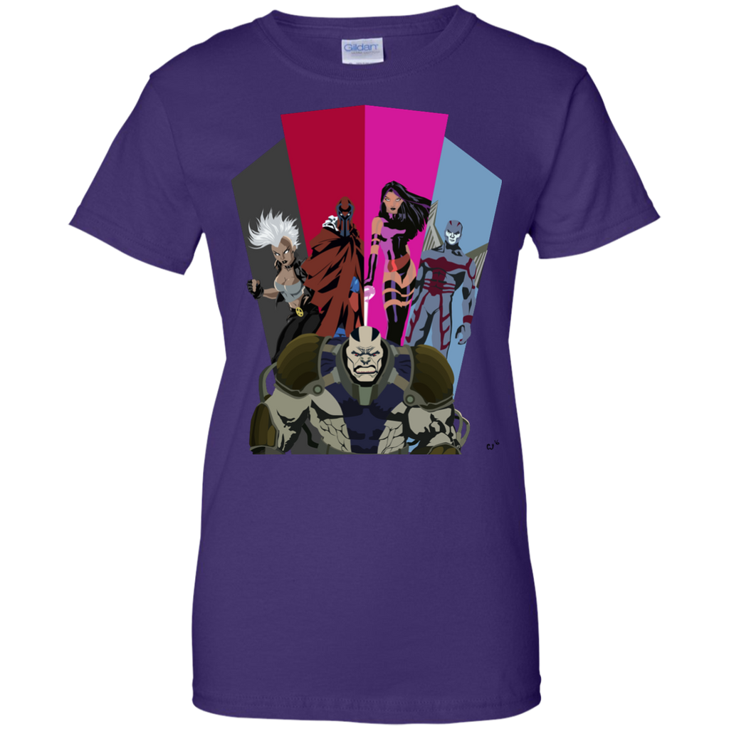 Marvel - Apocalypse and the Horsemen x men T Shirt & Hoodie