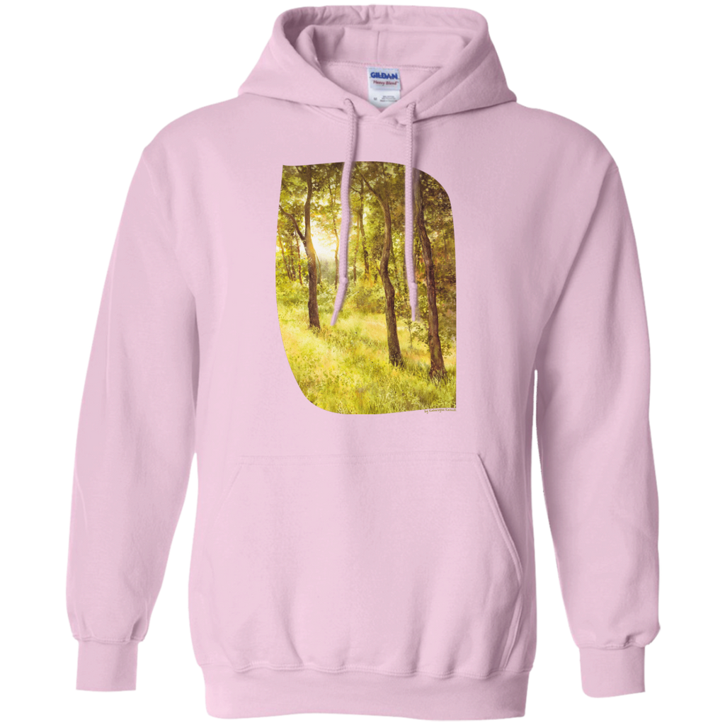Camping - Sun Embraced Trees trees T Shirt & Hoodie