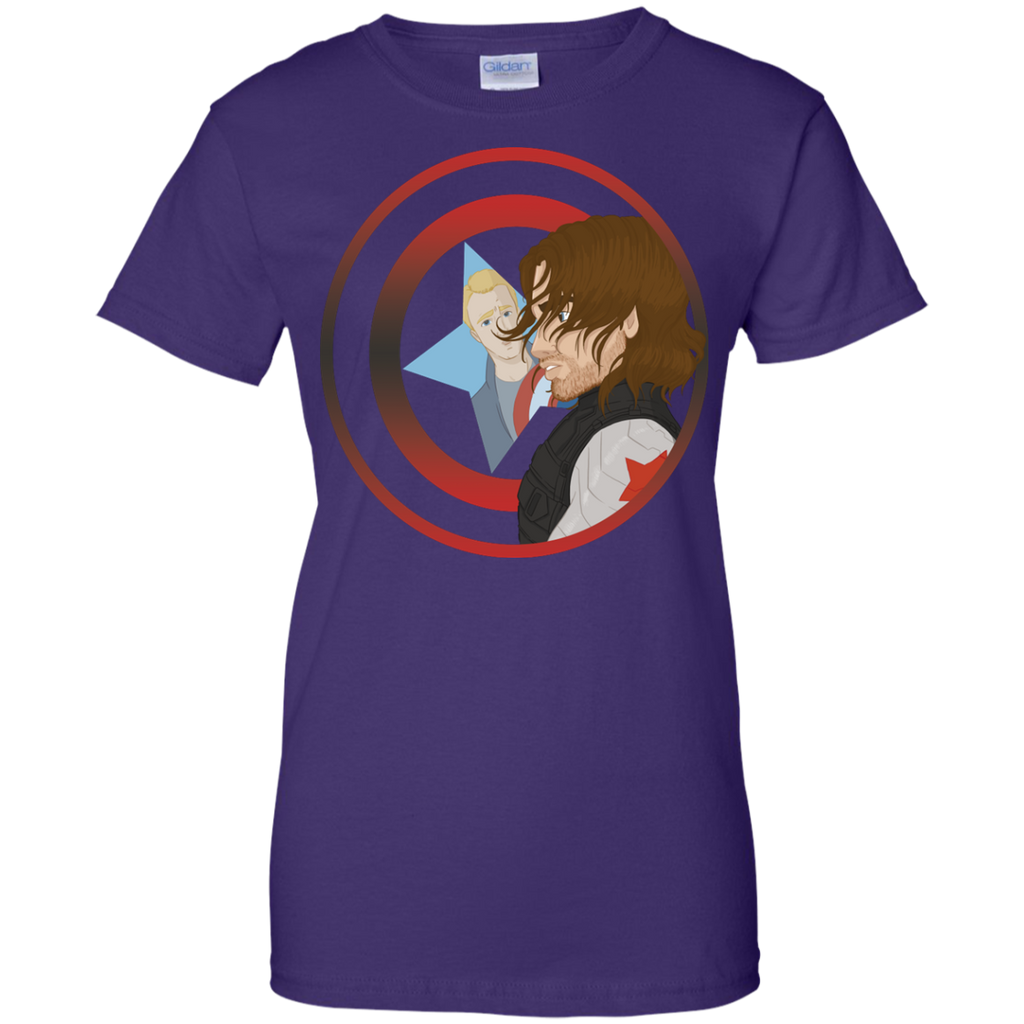 Marvel - but i knew him bucky barnes T Shirt & Hoodie