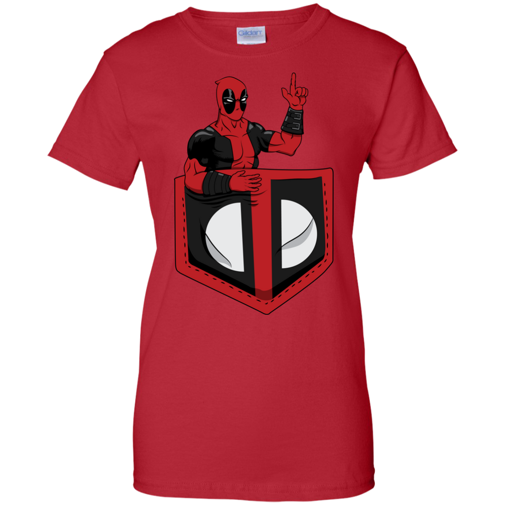 Marvel - Dead Pocket superheroes T Shirt & Hoodie