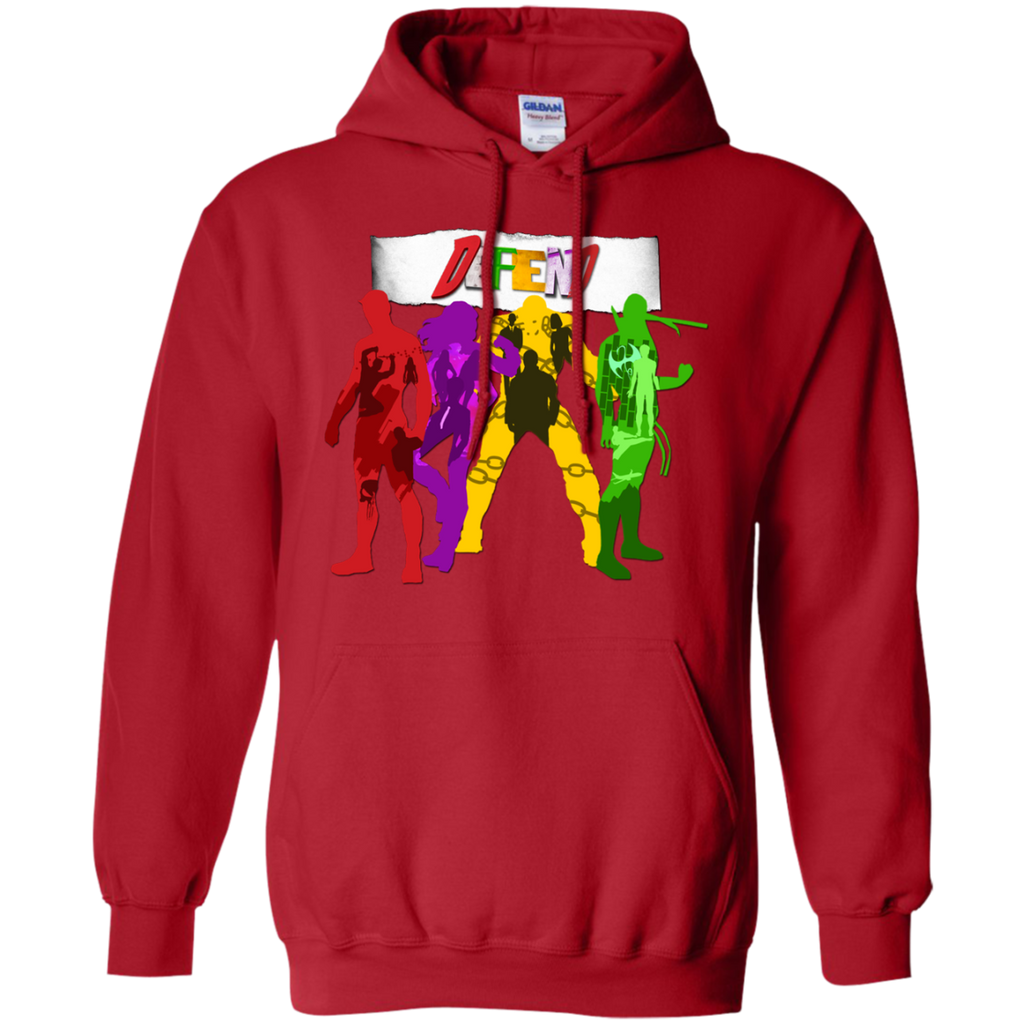 Marvel - Defend marvels defenders T Shirt & Hoodie